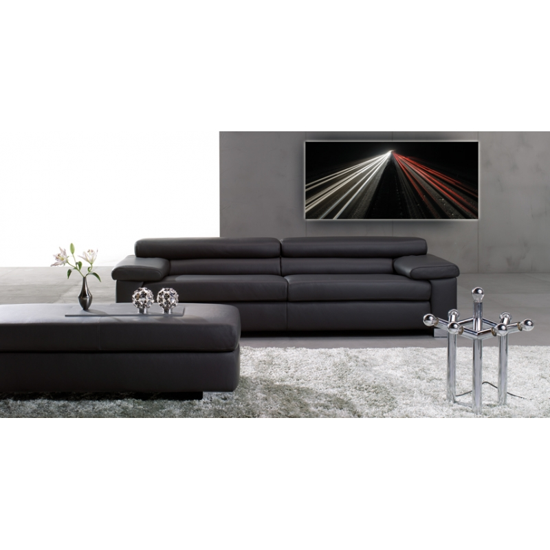 abstrakte kunst licht bilder nacht autobahn leinwand 120 cm. Black Bedroom Furniture Sets. Home Design Ideas