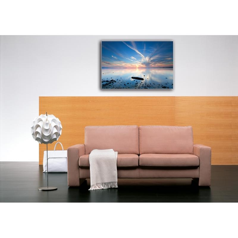 naturbilder landschaft bild wolken sonnenuntergang wasser. Black Bedroom Furniture Sets. Home Design Ideas