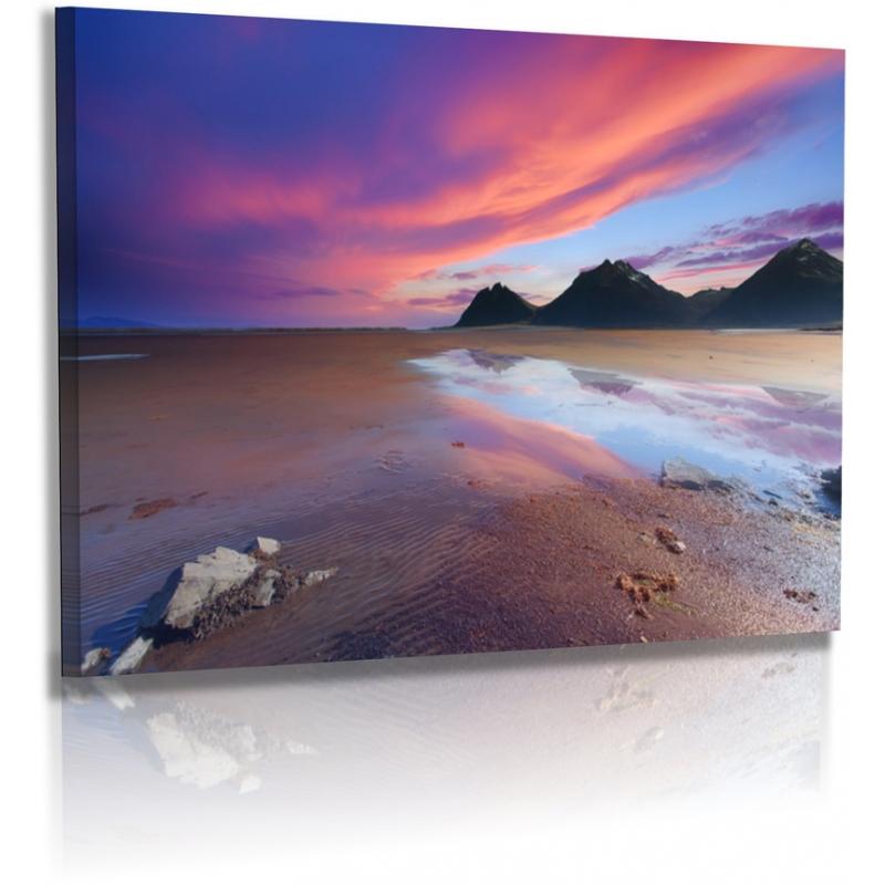 naturbilder landschaft island bild strand ebbe berge so. Black Bedroom Furniture Sets. Home Design Ideas