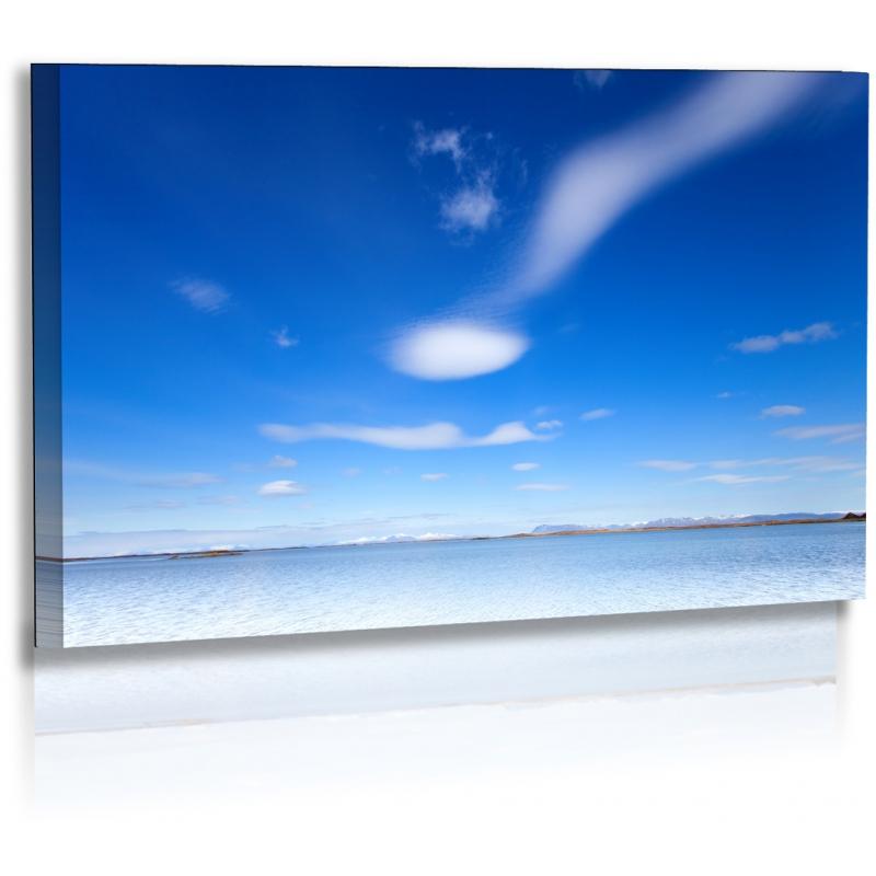 naturbilder landschaft island bild wasser wolken himmel l. Black Bedroom Furniture Sets. Home Design Ideas