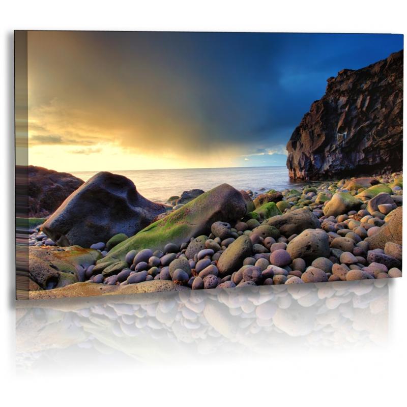 naturbilder landschaft island bild wolken meer strand s. Black Bedroom Furniture Sets. Home Design Ideas