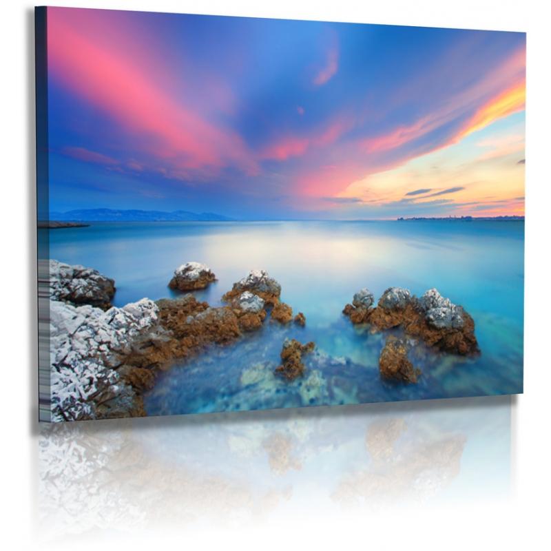 naturbilder landschaft kroatien bild steine meer strand. Black Bedroom Furniture Sets. Home Design Ideas