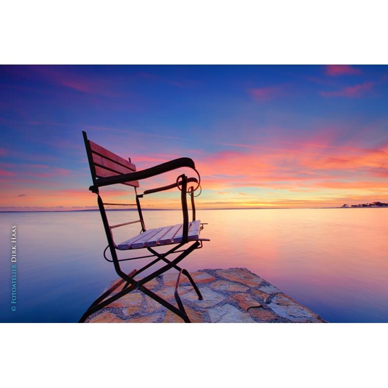 naturbilder landschaft kroatien bild stuhl meer. Black Bedroom Furniture Sets. Home Design Ideas
