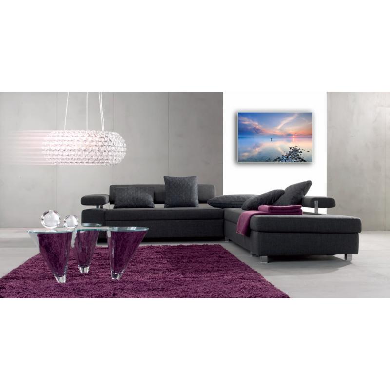 naturbilder landschaft steine bild wolken strand. Black Bedroom Furniture Sets. Home Design Ideas